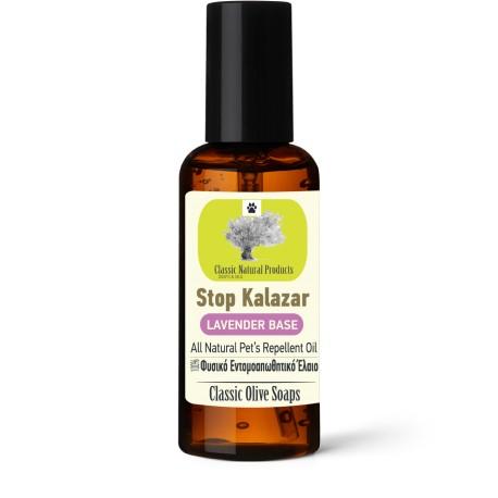 STOP KALAZAR  (Lavender base)