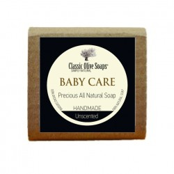Classic Baby Soap Unscented